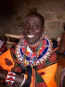 Maasai beauty