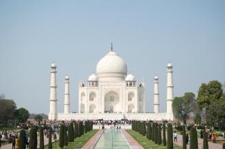 The Taj, India