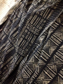 Mudcloth from Ghana
