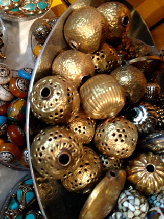 Handcrafted Brass Beads