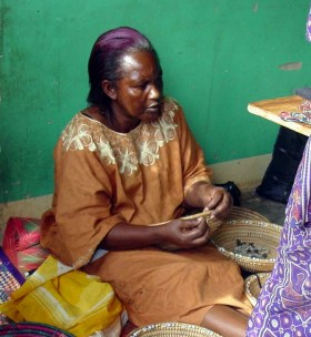 Mama Tomba in Uganda