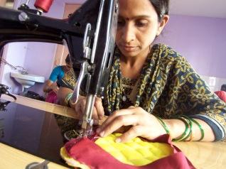 Sewing Kutchi Livelihood